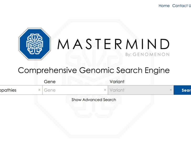 Genomenon Announces Free Edition of Mastermind Genomic Search Engine
