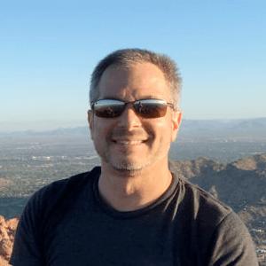 Tom Barber, CSO of LifeOmic