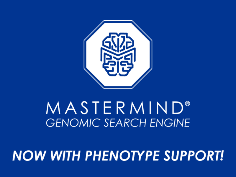 mastermind with phenotype
