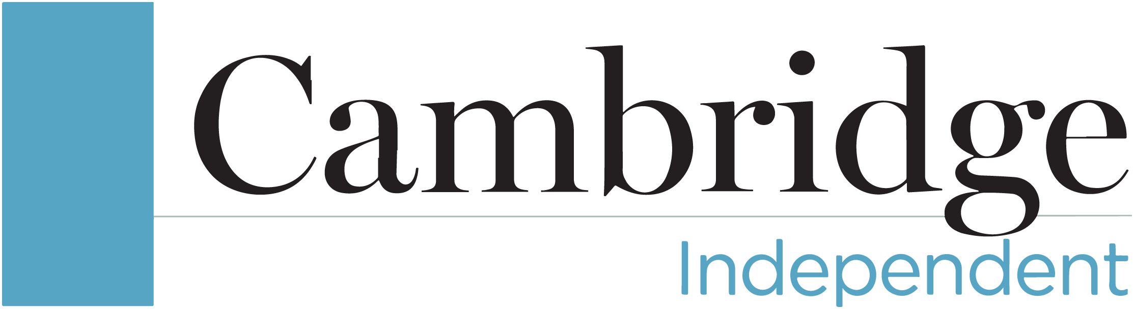 cambridge independent media logo
