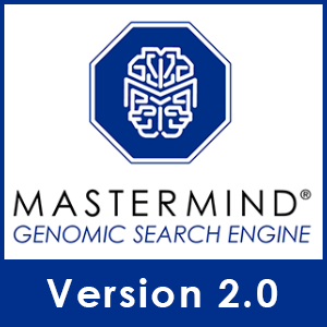 Mastermind Genomic Search Engine version 2