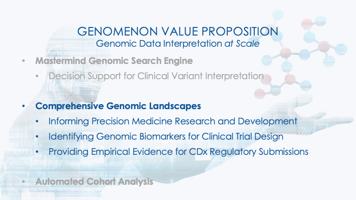 genomic data interpretation