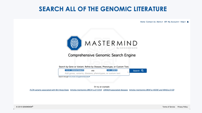 genomic literature