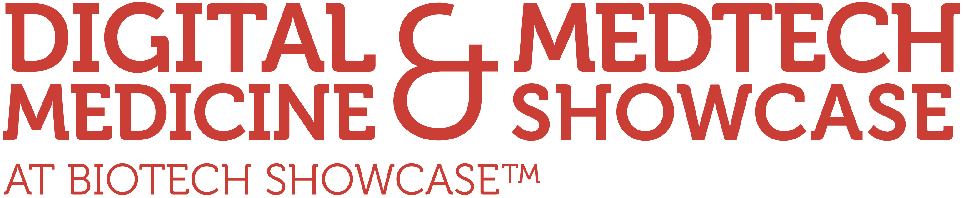 Digital medicine medtech showcase logo