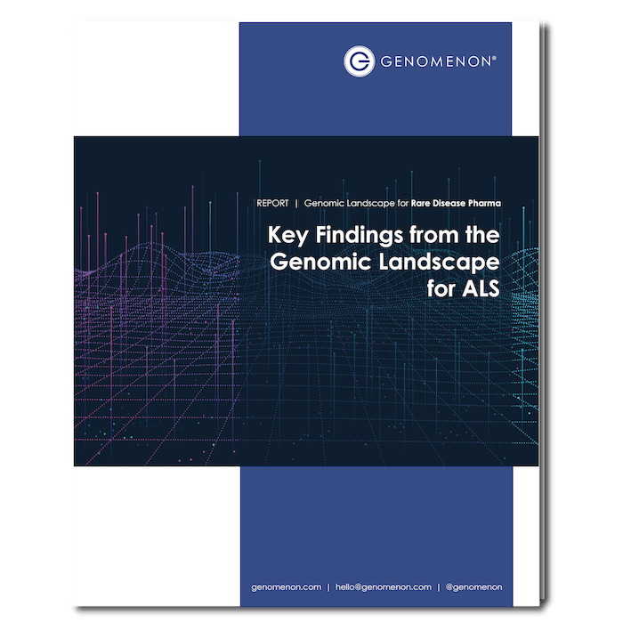 NEW REPORT: Key Findings from the Genomic Landscape for ALS