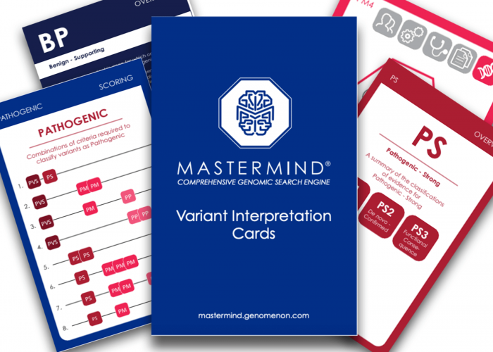 ACMG Variant Interpretation Cards
